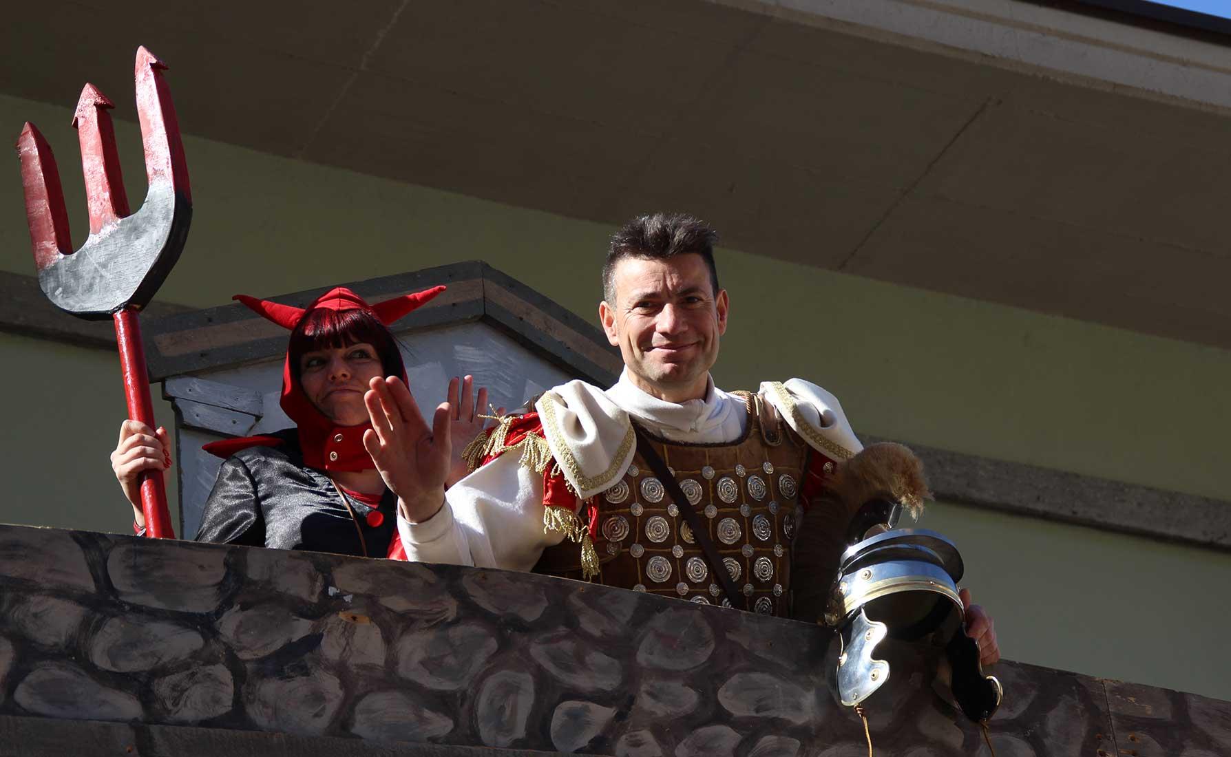 Il Diavolo e San Martino