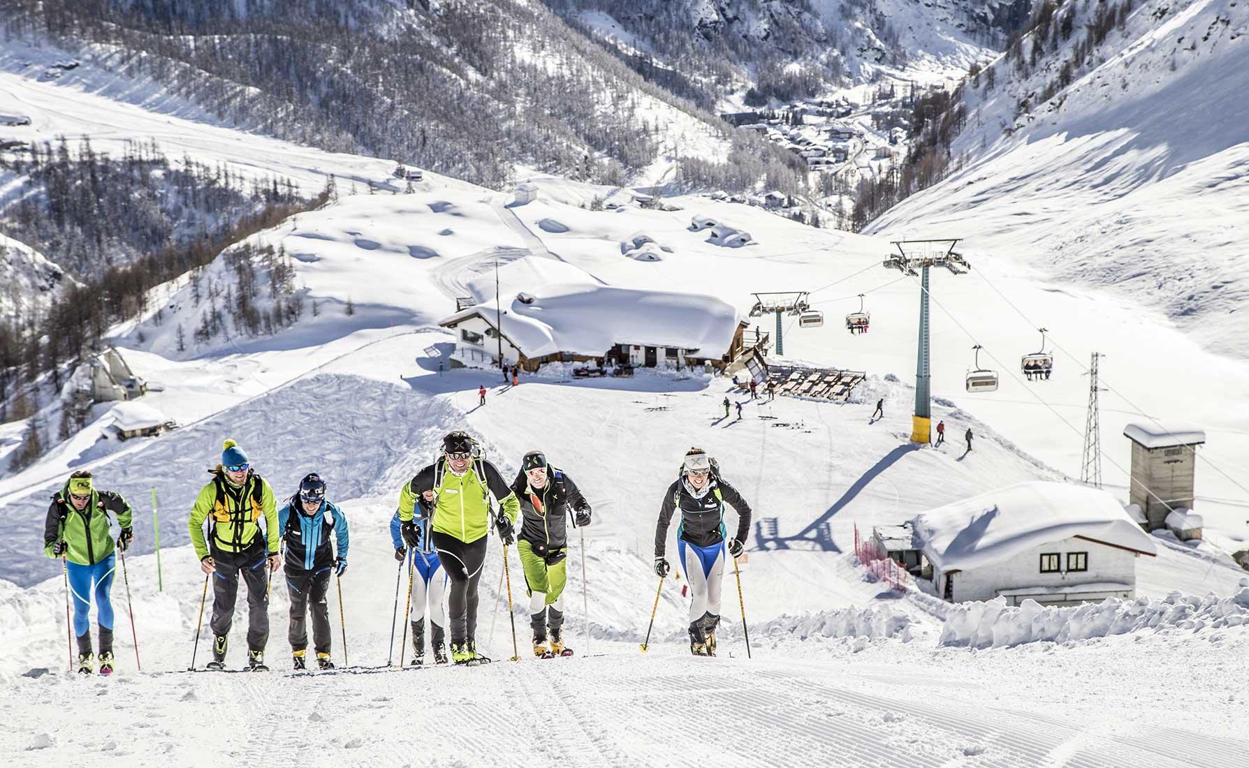 © Archivio Fotografico Monterosa Ski