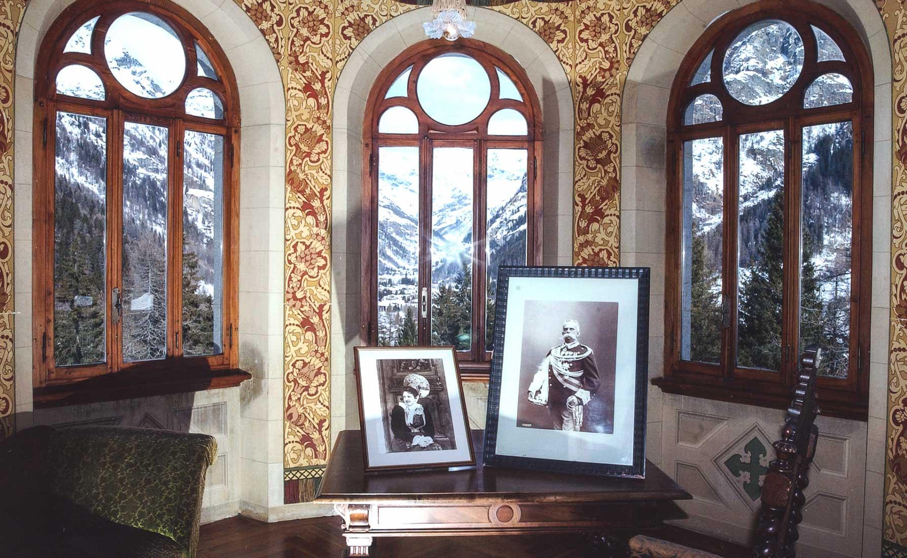© Vendeveille V. - Archivio Fotografico Soprintendenza per i beni e le attività culturali Regione Autonoma Valle d'Aosta